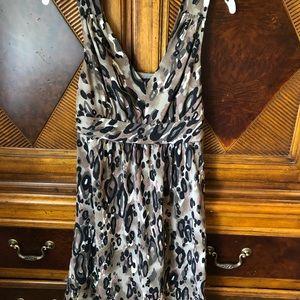 Limited dress new sz 4 print